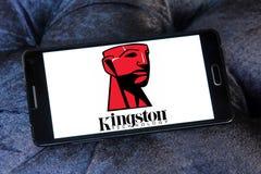 Kingston Technology Corporation-embleem royalty-vrije stock afbeelding