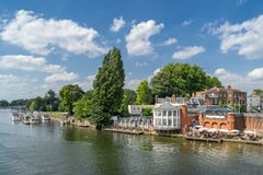Kingston Upon Thames royalty free stock photos