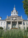 The Kingston Town Hall. Ontario, Canada royalty free stock photography