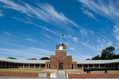 Kingstown Barracks - Rottnest Island. Australia Stock Photos