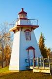 Kingsville, Ontario Światła Dom Fotografia Royalty Free