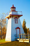 The Kingsville, Ontario Light House Royalty Free Stock Photography