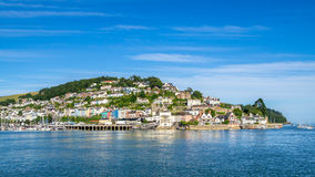 Kingswear on the Dart Estuary Stock Photo