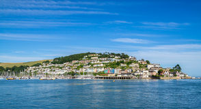 Kingswear on the Dart Estuary Stock Photography