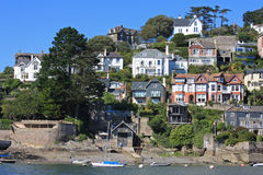 Kingswear, Devon Royalty Free Stock Photos