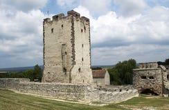 Kinizsi Castle in Nagyvazsony, Stock Images
