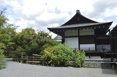 Kinkaku籍 免版税库存图片
