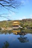 Kinkaku-Ji寺庙 库存图片