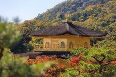 kinkaku-Ji świątynia Zdjęcia Stock