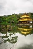 Kinkaku-Ji świątynia w Kyoto Zdjęcie Royalty Free