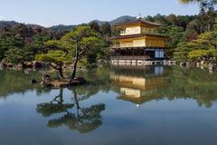 Kinkaku-ji Стоковые Фотографии RF
