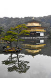 Kinkaku-ji Stock Photography