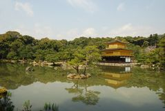 Kinkaku-ji Royalty Free Stock Images