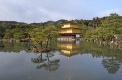 Kinkaku-ji Fotografia Stock Libera da Diritti