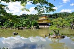 Kinkaku-ji стоковое изображение