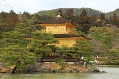 Kinkaku-ji Royaltyfria Foton