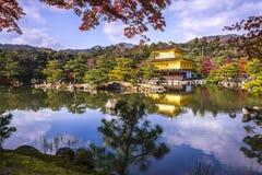 Kinkaku-ji Fotos de archivo libres de regalías