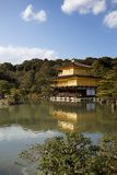 Kinkaku-ji Giappone Fotografie Stock Libere da Diritti