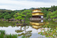 Kinkaku-ji, Golden temple Royalty Free Stock Photo