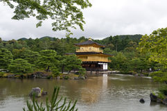 Kinkaku-ji in Japan Royalty Free Stock Photography