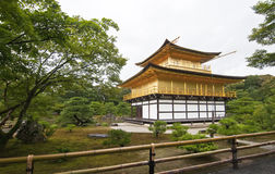 Kinkaku-ji in Japan Stock Image