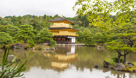 Kinkaku-ji in Japan Stock Images
