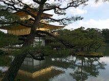 kinkaku-ji Kyoto imagenes de archivo