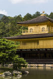 Kinkaku-ji in Kyoto, Japan Stock Photo