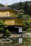 Kinkaku-ji in Kyoto, Japan Stock Images