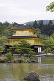 Kinkaku-ji. Officially named Rokuon-ji, is a Zen Buddhist temple in Kyoto, Japan. It is one of the most popular buildings in Japan, attracting a large number Stock Photos