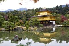 Kinkaku Ji, pabellón de oro Fotos de archivo