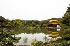 Kinkaku Ji, pabellón de oro Fotos de archivo libres de regalías