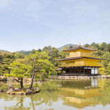 Kinkaku-ji Temple Royalty Free Stock Photography