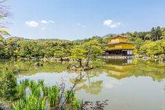 Kinkaku-ji Temple Stock Photography