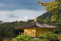 Kinkaku-ji, Temple of the Golden Pavilion in Kyoto Stock Photos