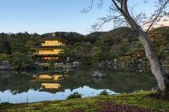 Kinkaku-ji , Temple of the Golden Pavilion in Kyoto, Japan. Stunning view of Kinkaku-ji, Temple of the Golden Pavilion in Kyoto, Japan Stock Images