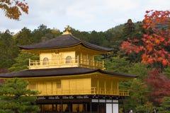 Kinkaku-ji Temple, Stock Photography