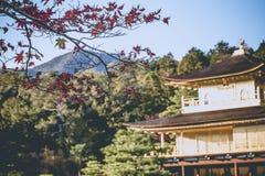 Kinkaku-ji Temple, Stock Image