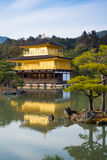 Kinkaku-ji temple, Japan. Royalty Free Stock Image