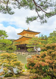 Kinkaku-ji temple, Japan. Stock Photography
