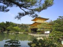 Kinkaku-ji. Temple in Kyoto, Japan Stock Photography