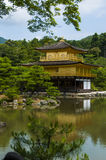 Kinkaku-ji Temple, Kyoto, Japan Royalty Free Stock Photo