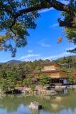 Kinkaku-ji Temple Royalty Free Stock Images