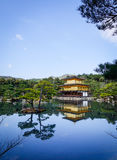 Kinkaku-ji Temple in Kyoto Japan Stock Images
