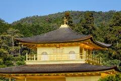 Kinkaku-ji Temple in Kyoto Japan Royalty Free Stock Image