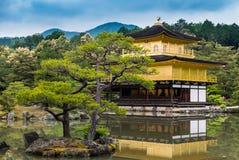 Kinkaku-ji Temple Royalty Free Stock Image