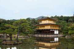 Kinkaku-kinkaku-ji, Κιότο Στοκ εικόνες με δικαίωμα ελεύθερης χρήσης