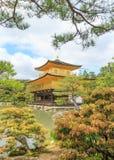 Kinkaku -kinkaku-ji tempel, Japan Stock Fotografie