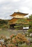 Kinkakuji在京都 库存图片