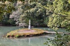 Kinkakuji,京都 库存图片